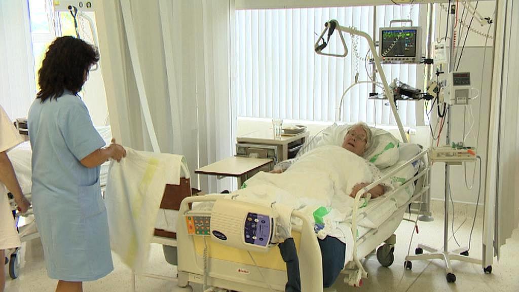 Interna v sušické nemocnici