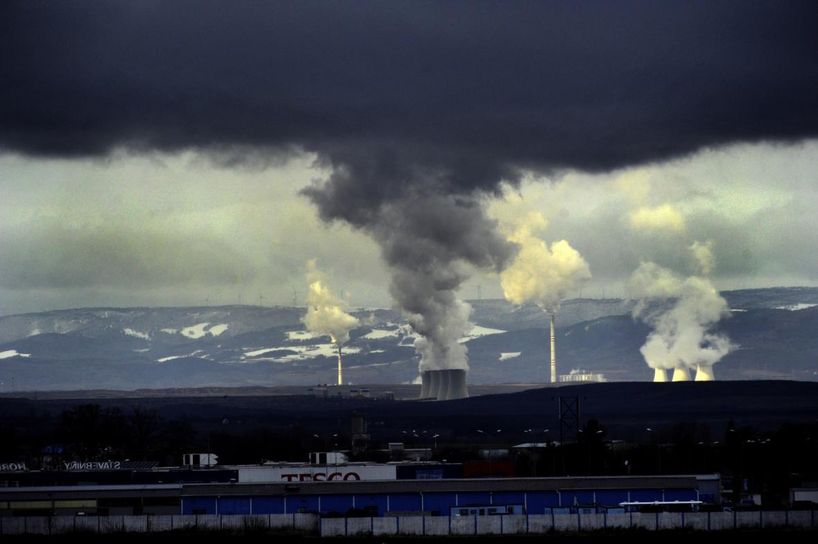 Elektrárny Tušimice a Prunéřov