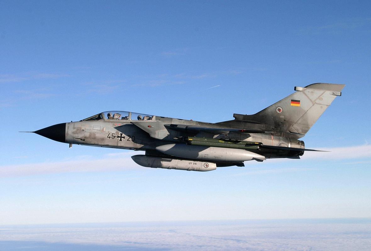Tornado německé armády