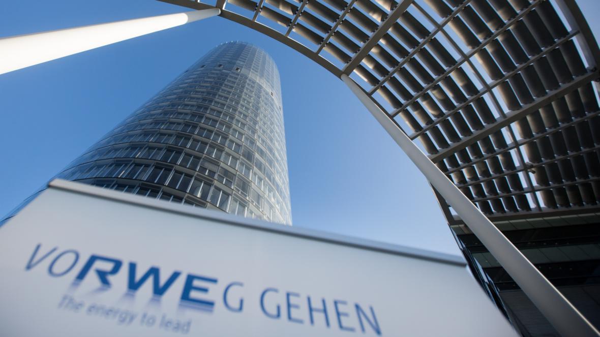 Centrála RWE v Essenu