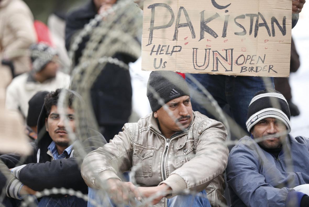 Pro Pákistánce zůstávají dveře do Evropy přibouchnuty