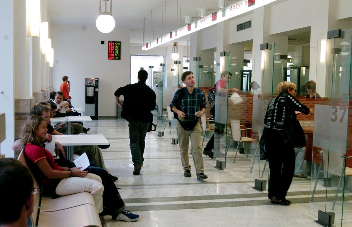 Odbor dopravně-správních agend ve Škodově paláci