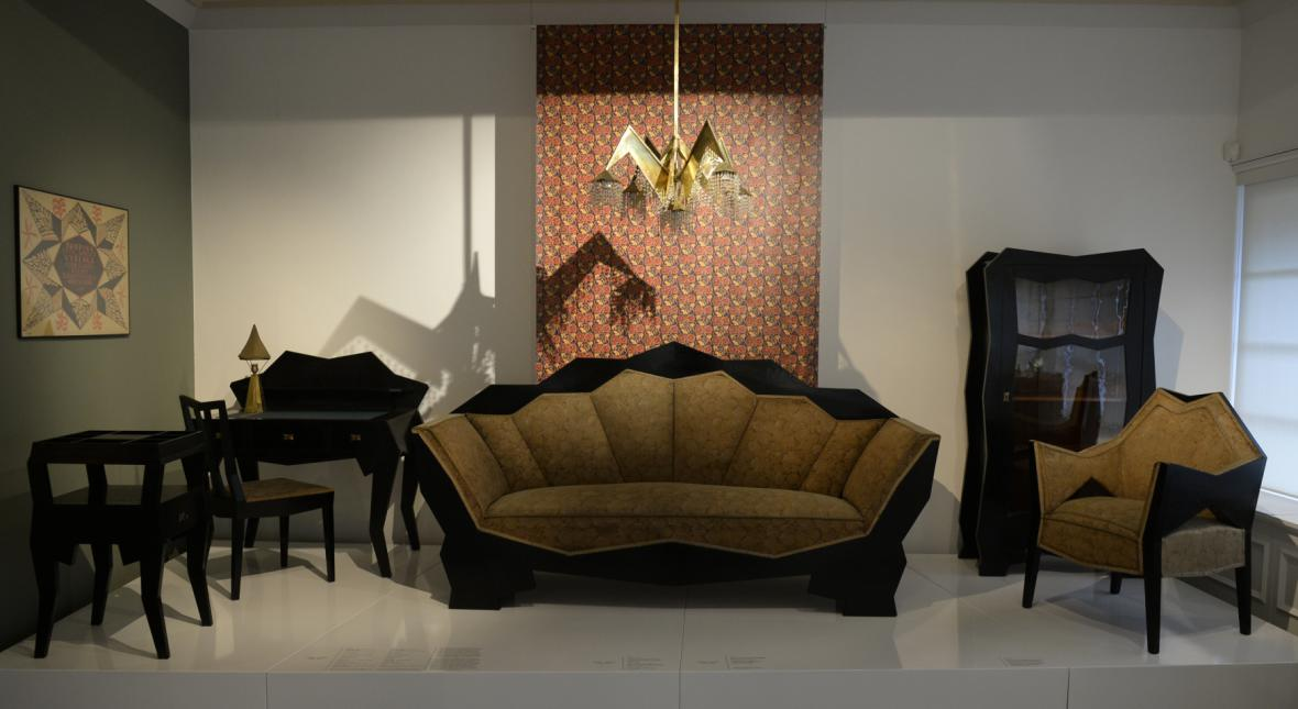 Český kubismus (stálá expozice, Dům U Černé Matky Boží)