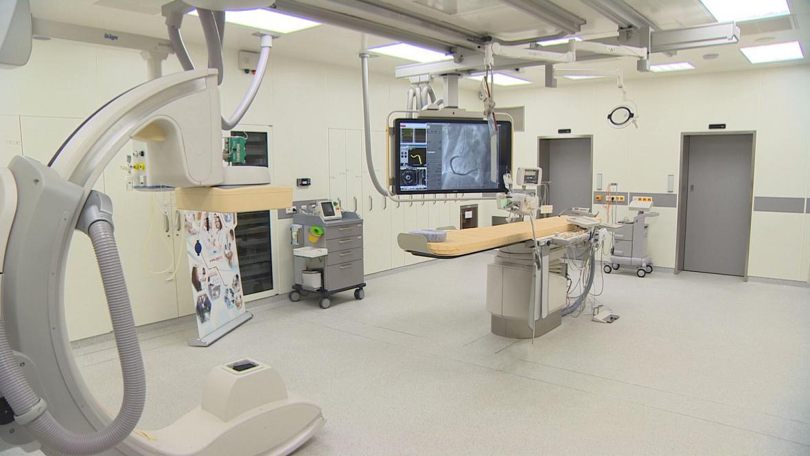 Kardiologické centrum v Pardubicích