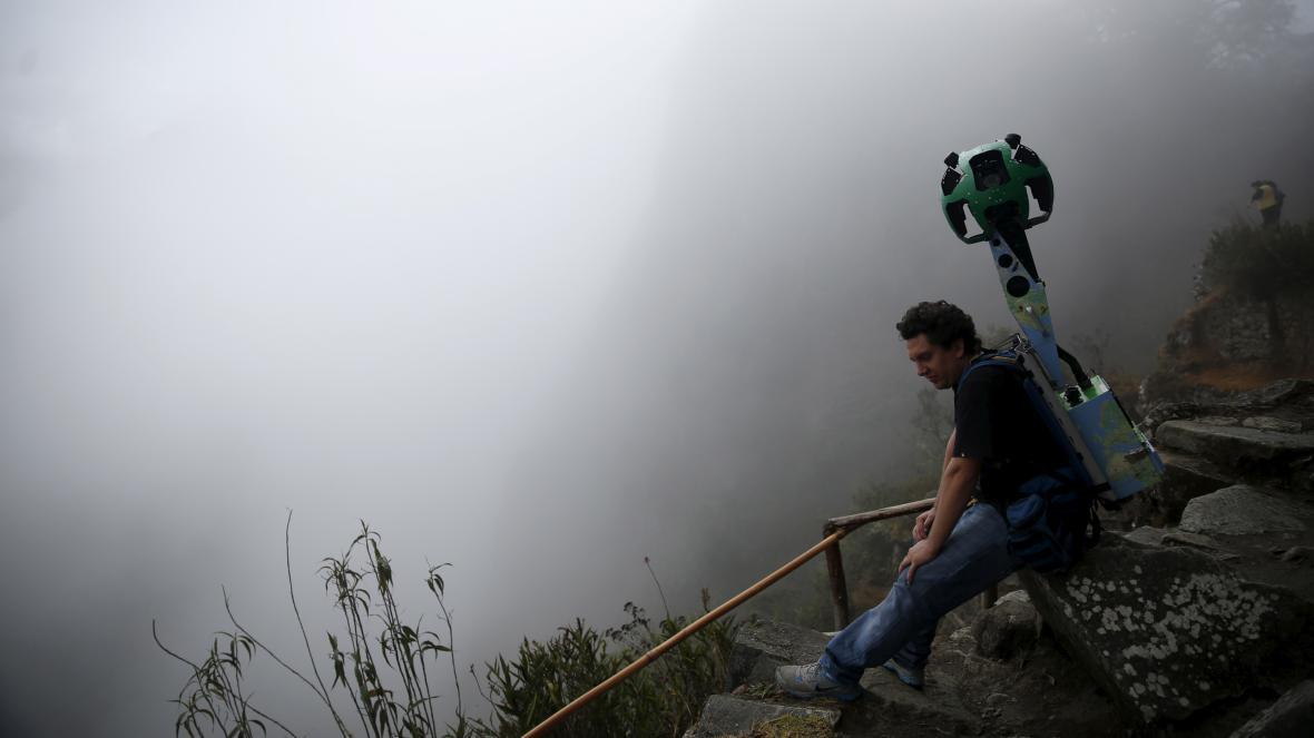 Google pokořil Machu Picchu