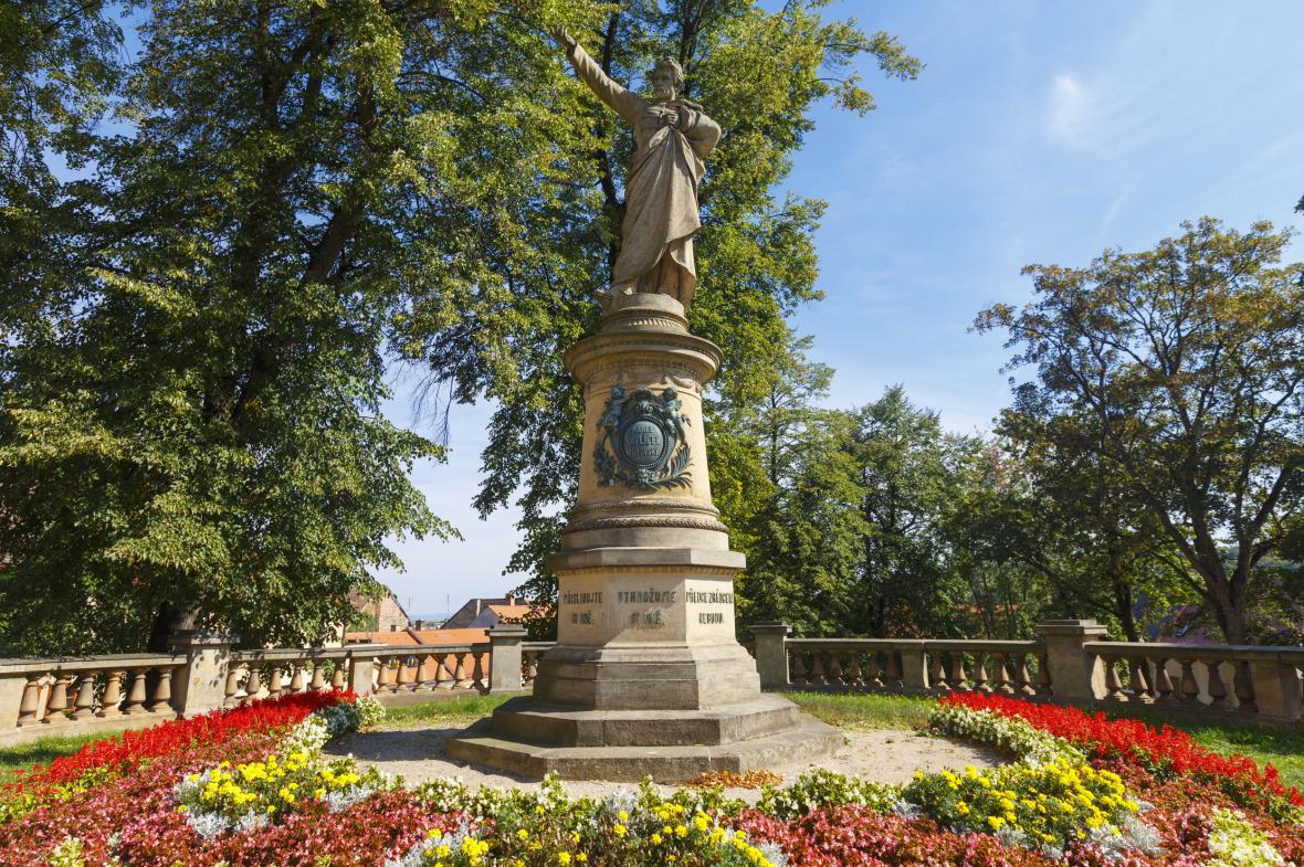 Památník K. H. Borovského v Kutné Hoře