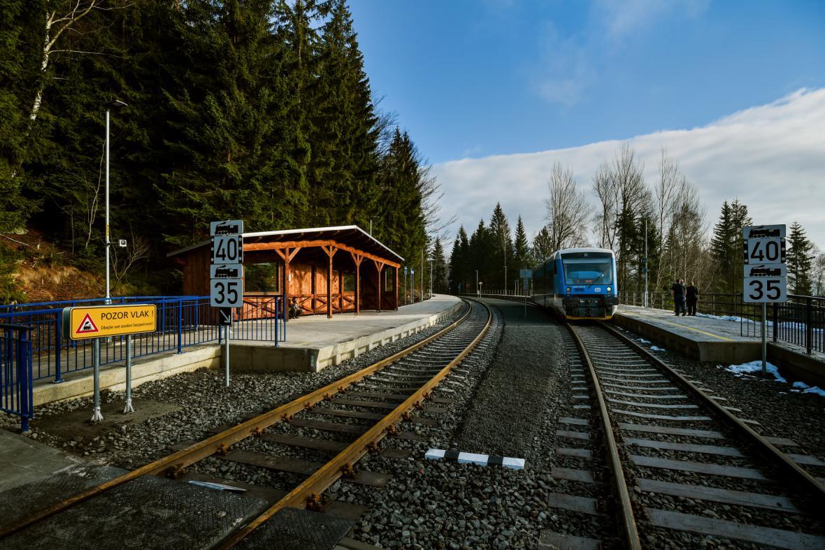 Harrachovské nádraží