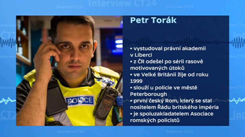 Vizitka Petra Toráka