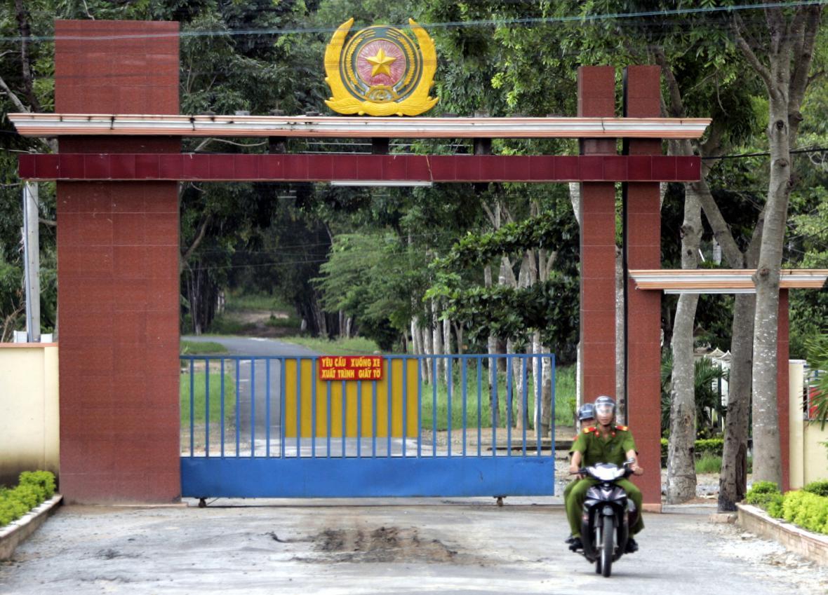 Věznice ve Vietnamu