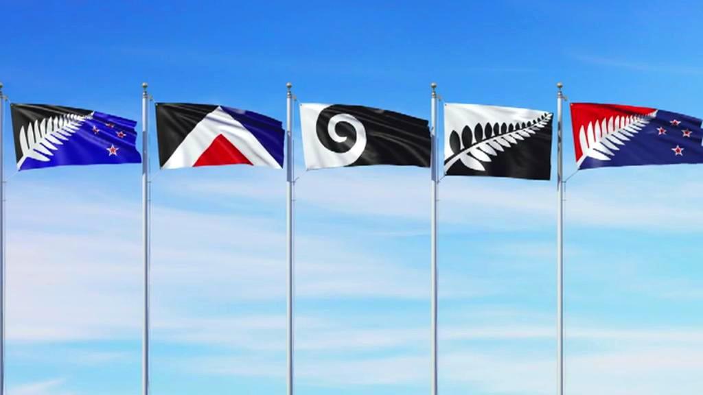 Návrhy nové novozélandské vlajky