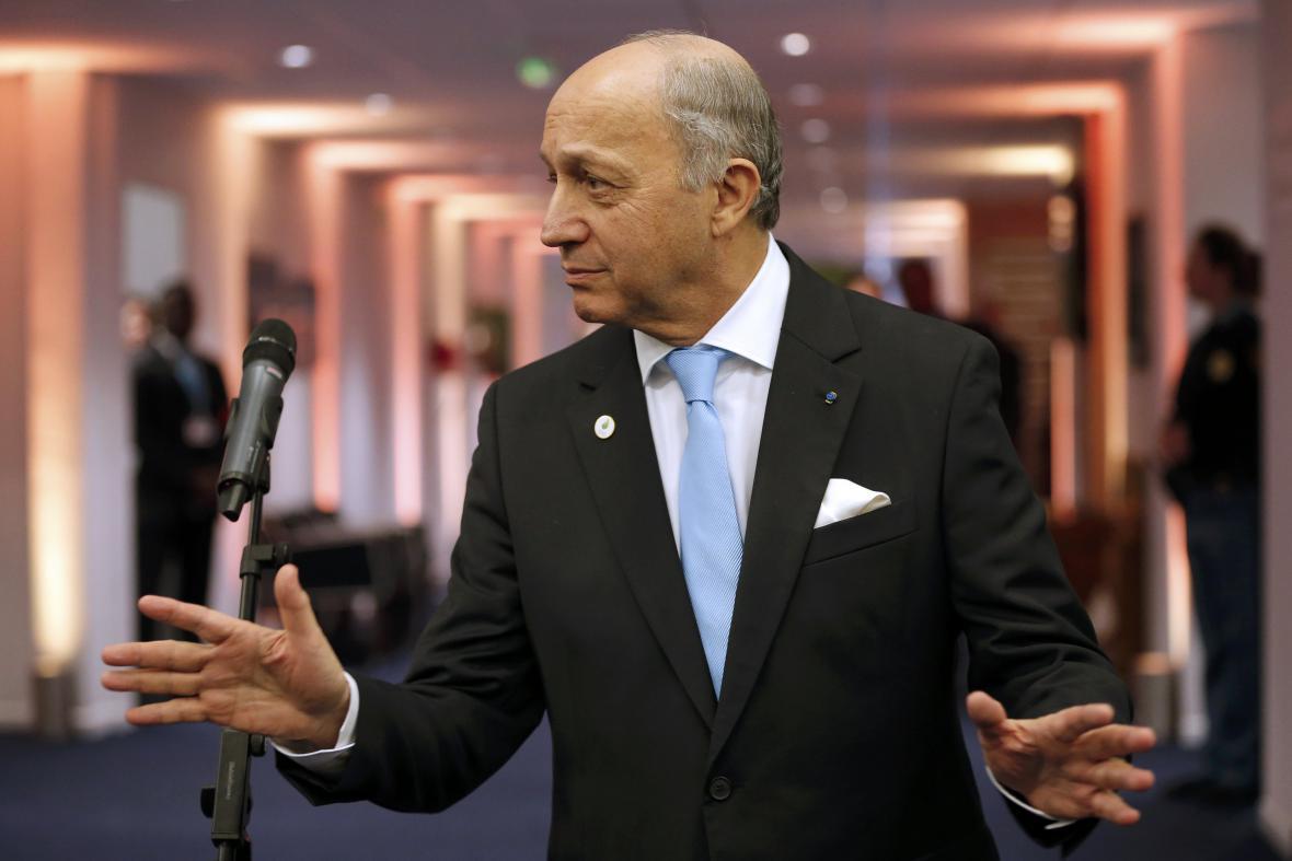 Návrh konečné dohody na konferenci COP21 bude v sobotu, slibuje Laurent Fabius