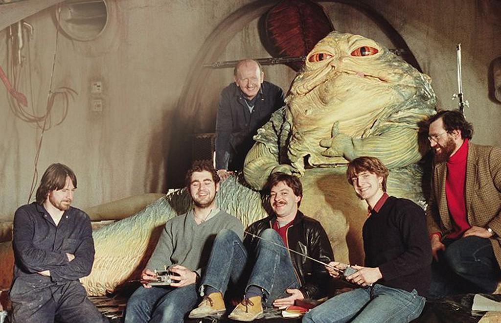 Loutkaři s Jabba Huttem