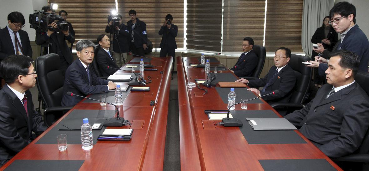Korejská jednání v Kesongu