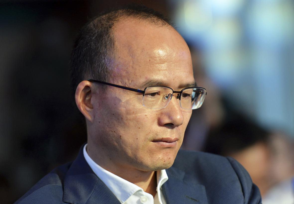 Čínský magnát Kuo Kuang-čchang