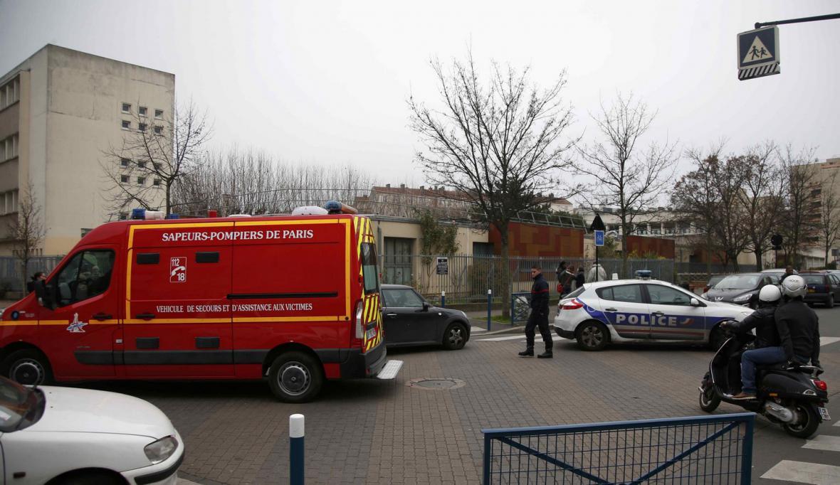 Útok ve školce v Paříži