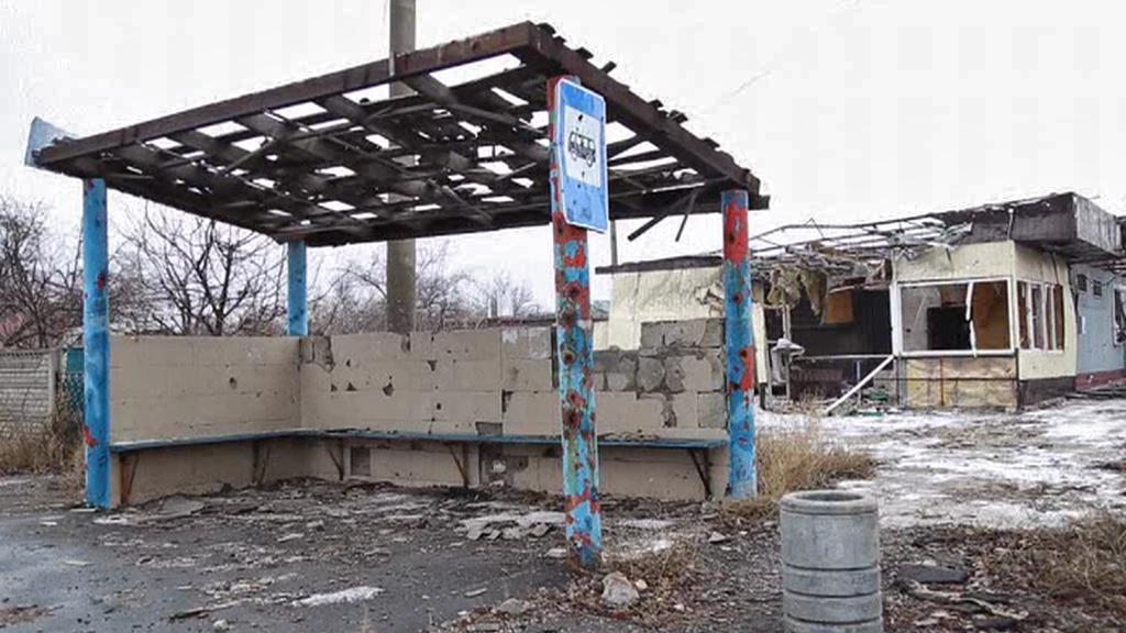 Následky války v Donbasu