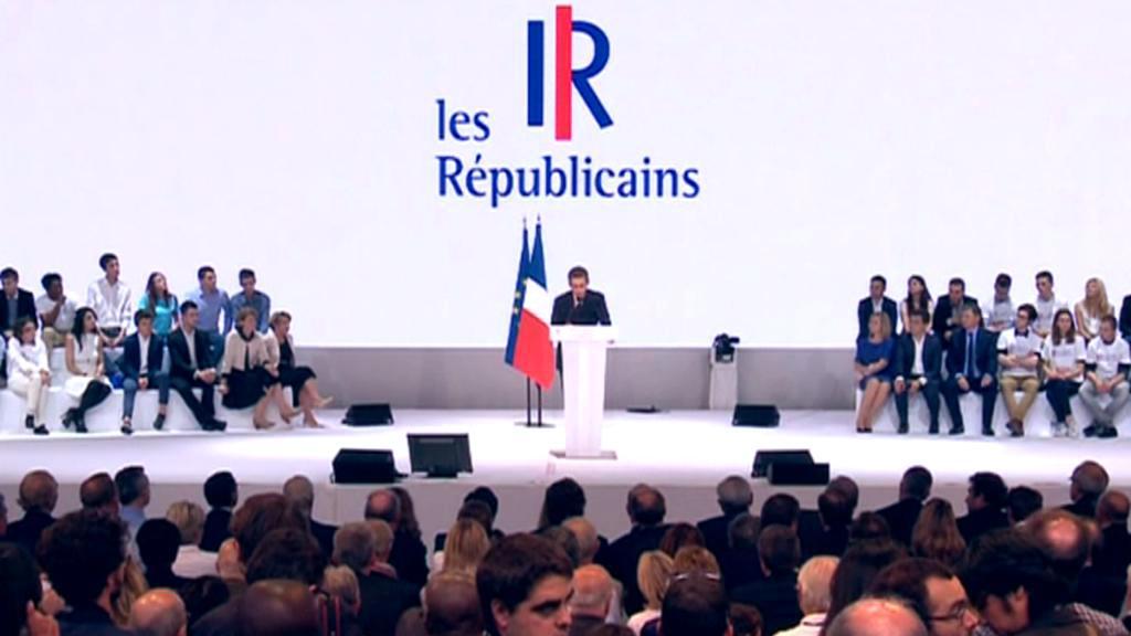 Republikáni Nicolase Sarkozyho