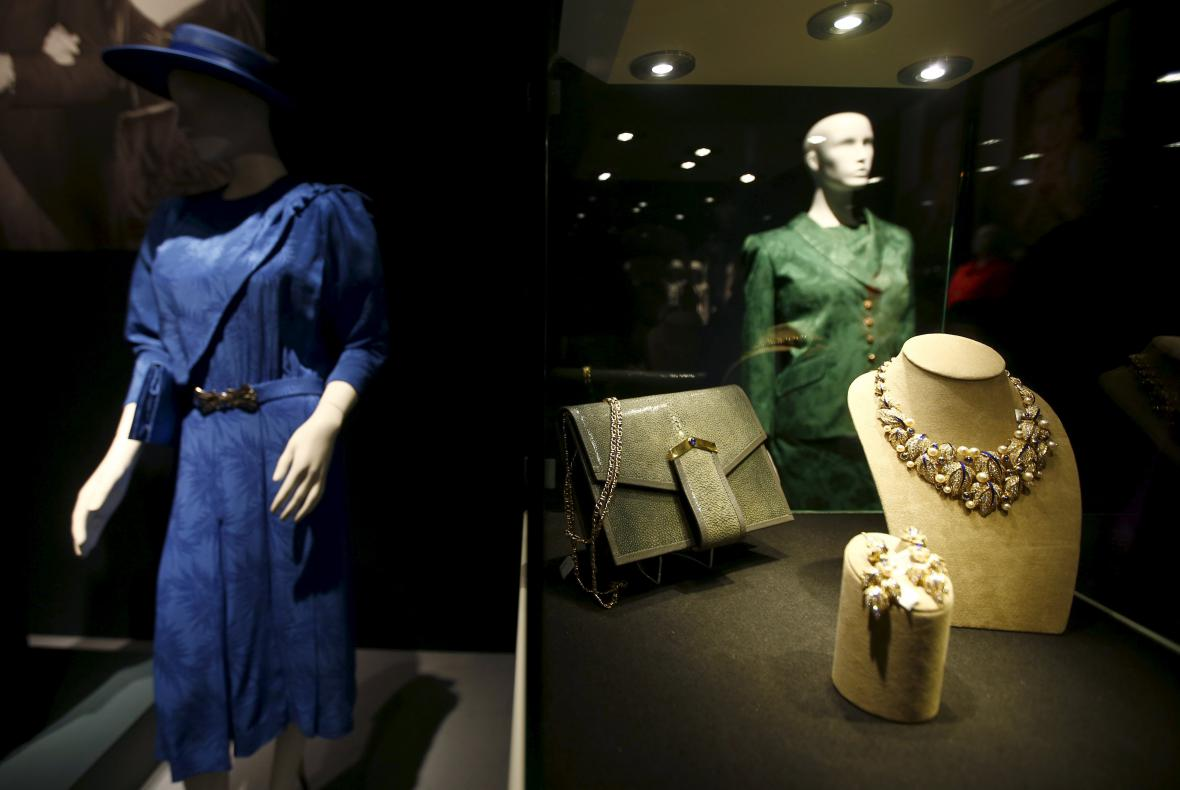 Šperky expremiérky Thatcherové