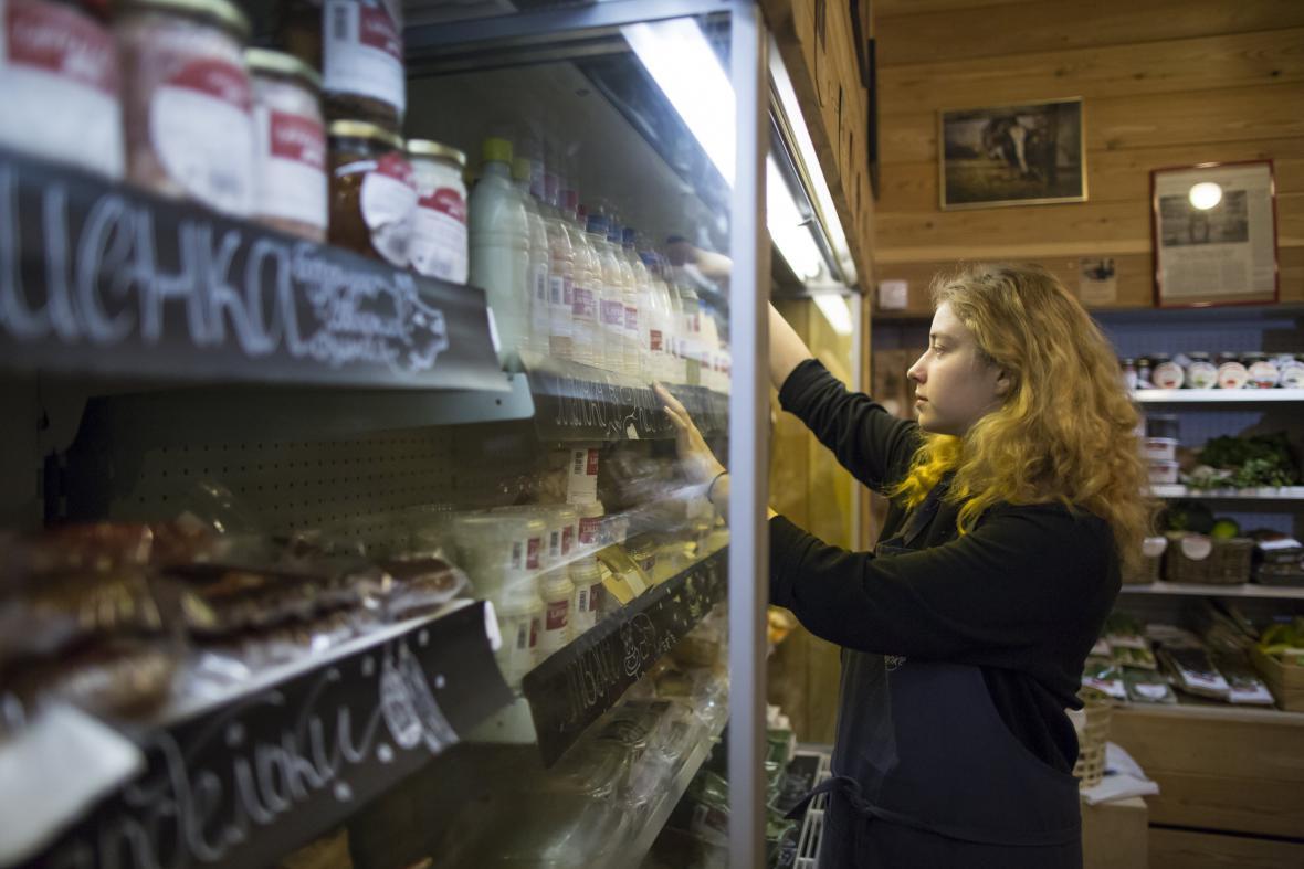 Ruské potraviny