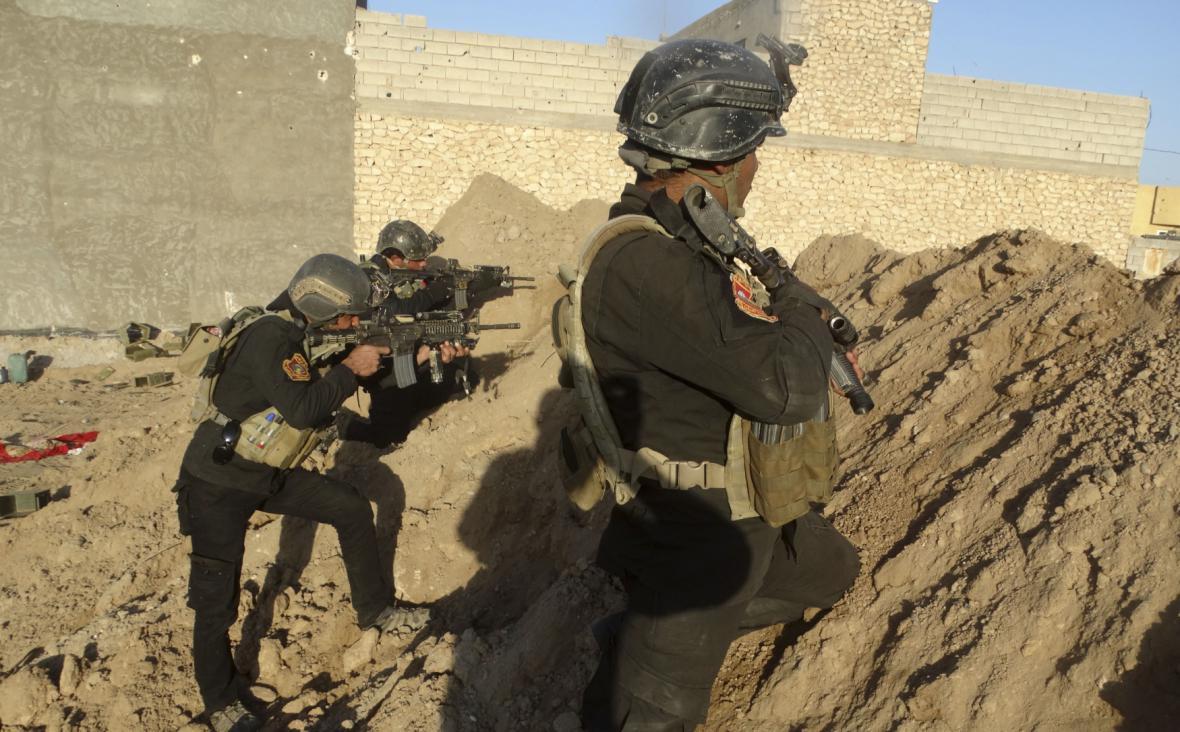 Irácké síly