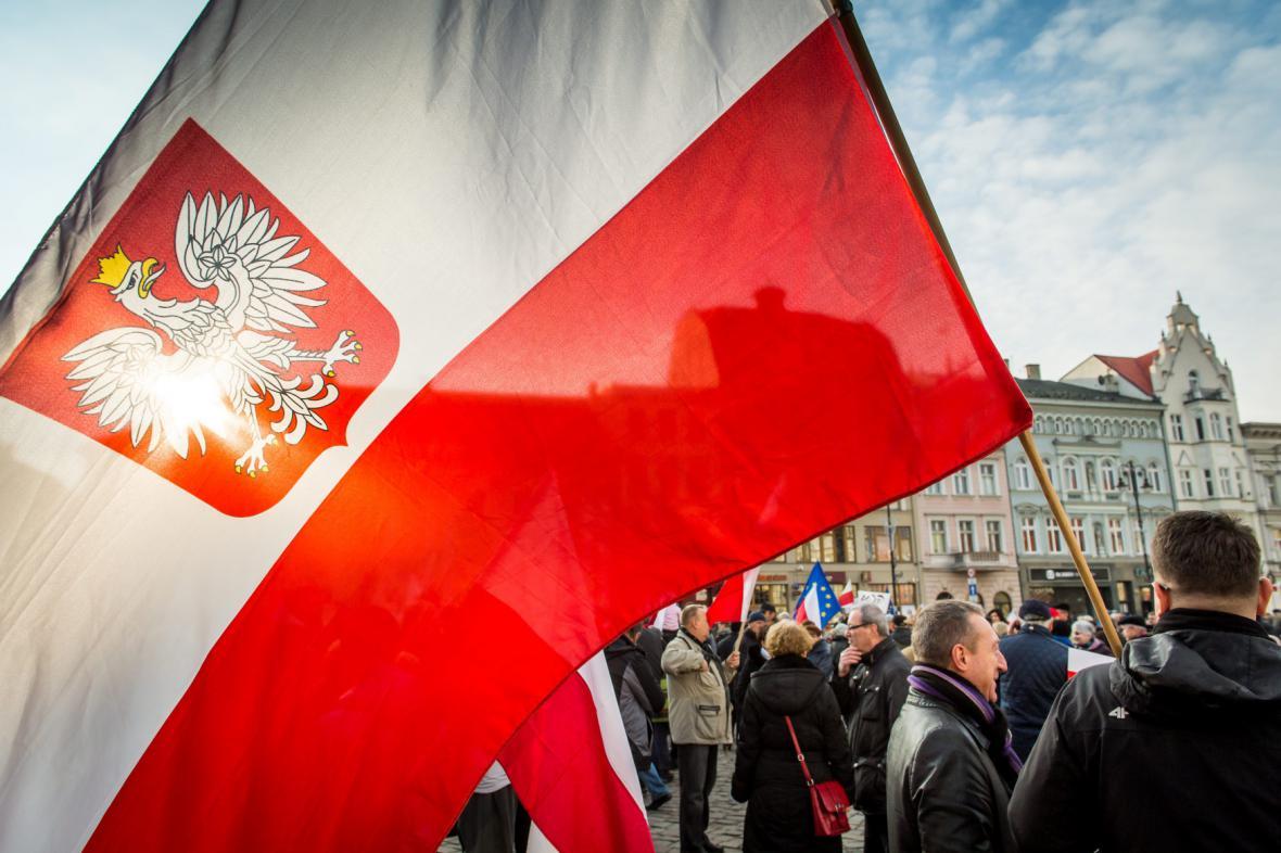 Polské protivládní protesty