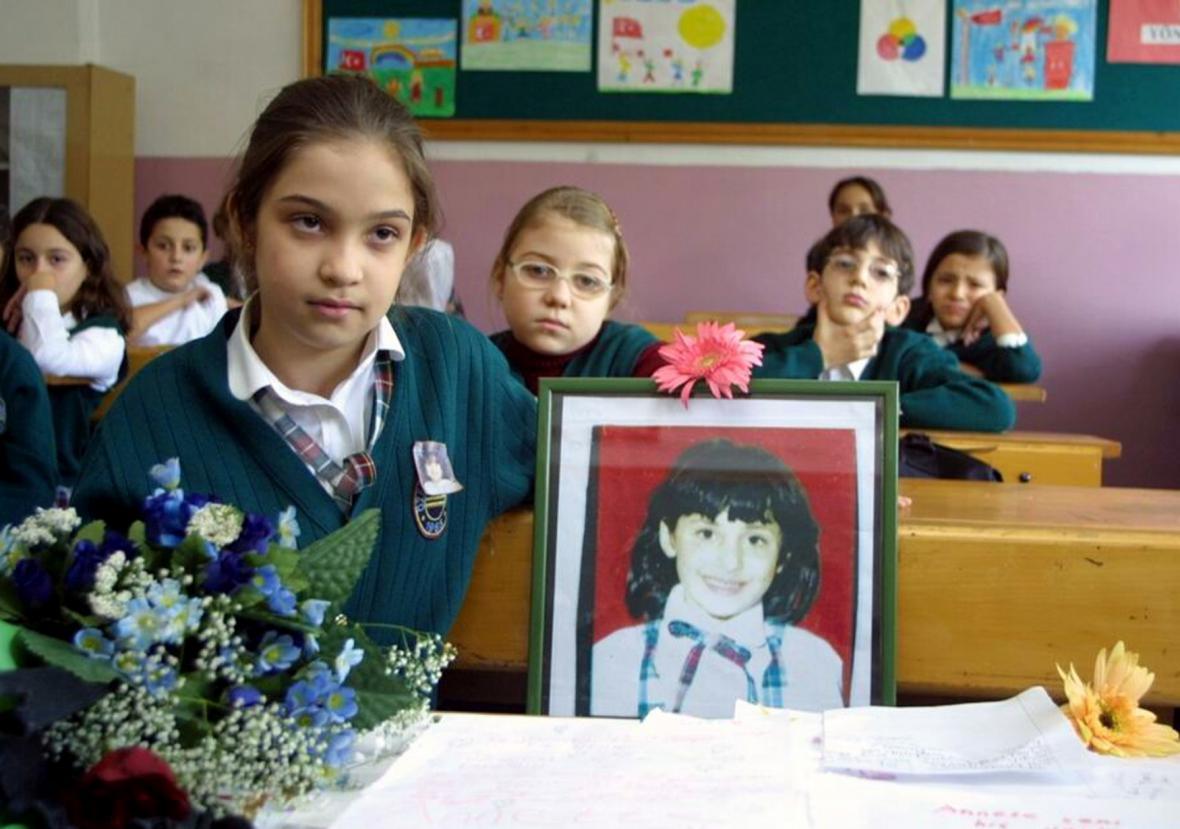V turecké škole