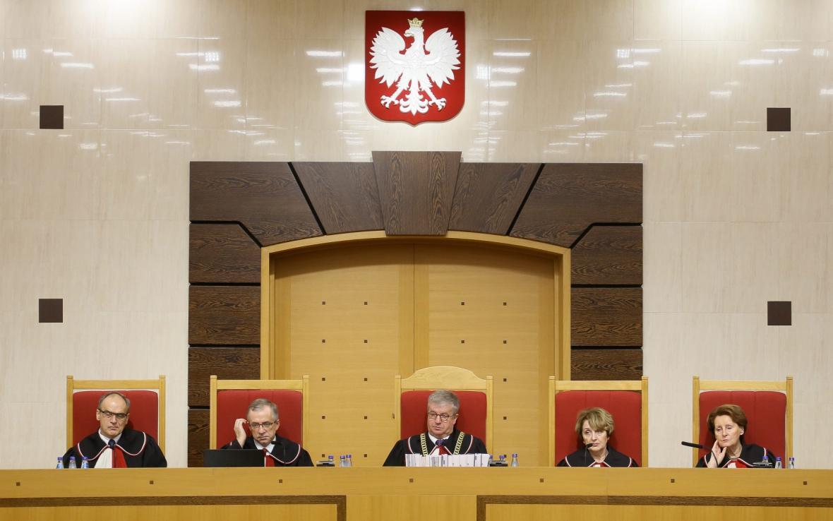 Ústavní soud v Polsku