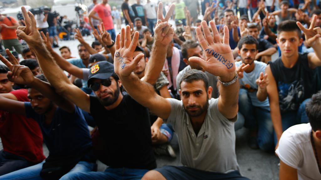 Migranti míří především do Německa