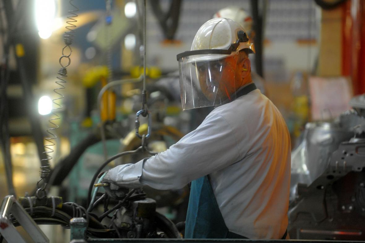 Výroba aut v TPCA