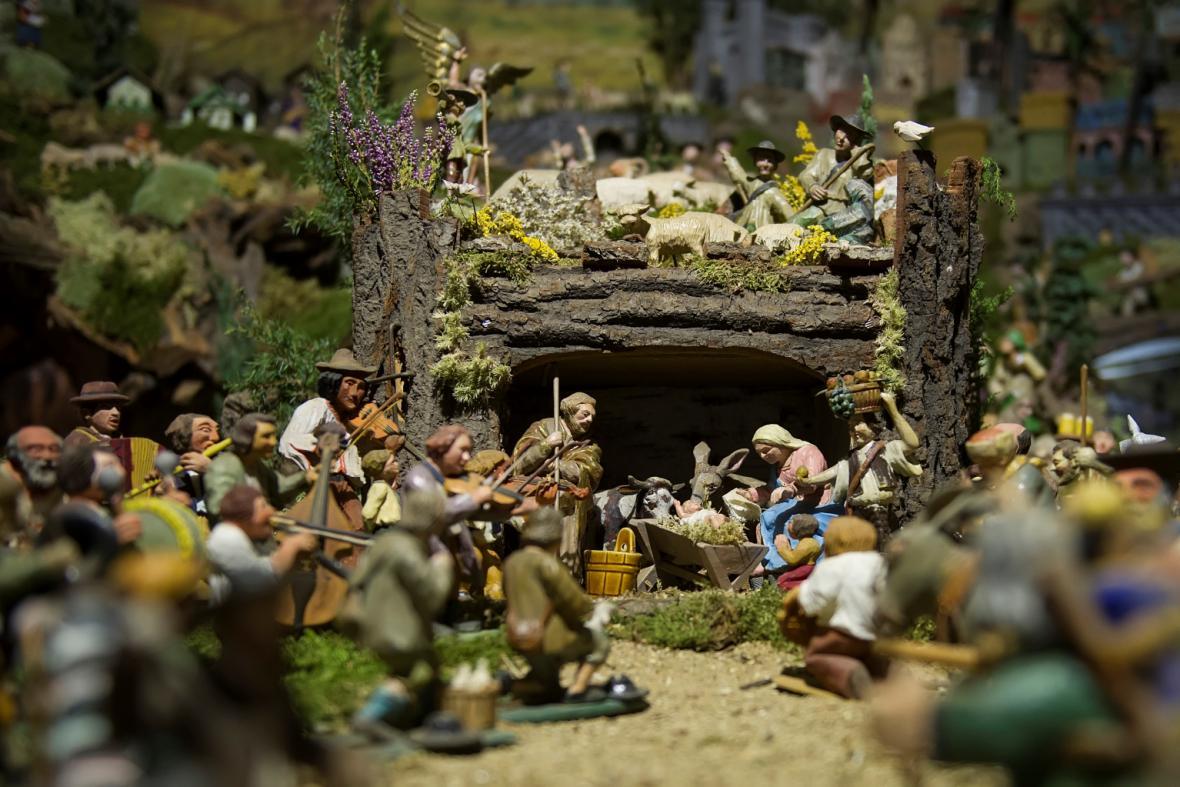 Betlémská cesta