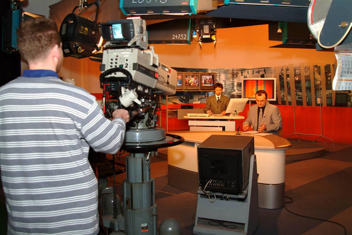 Televizní studio Ostrava