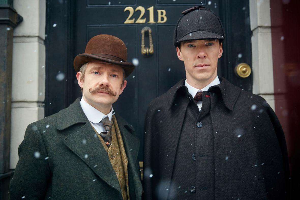 Sherlock: Přízračná nevěsta (2015)