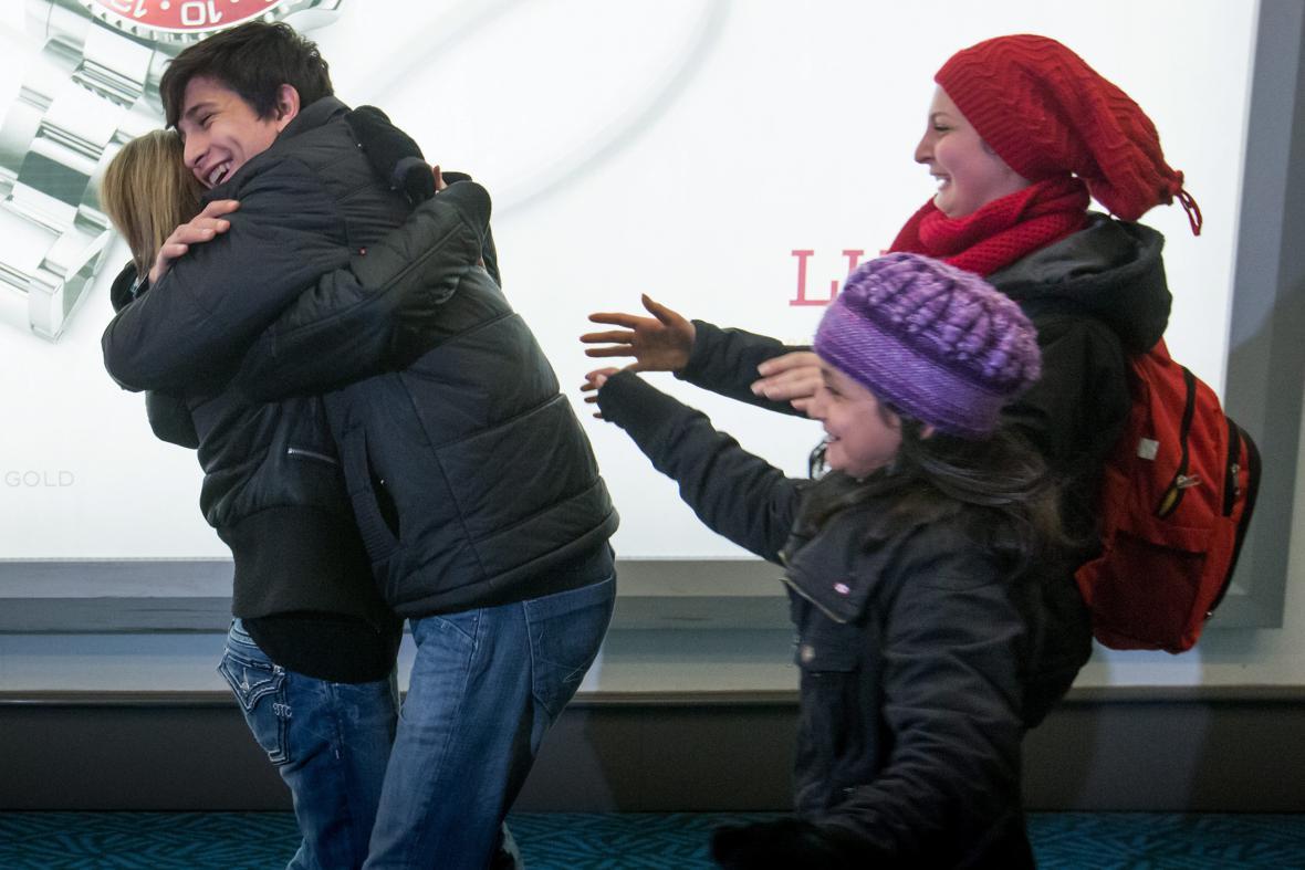Příbuzní Ajlana Kurdího přiletěli do Kanady