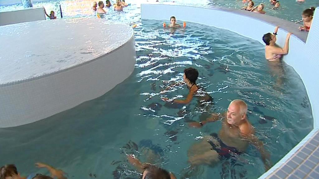 Pojišťovny přispívají i na plavání a další rehabilitační aktivity