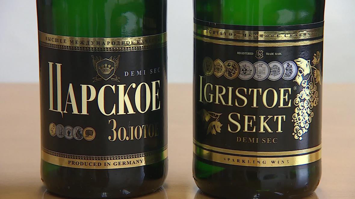 Zolotoje Carskoje polské firmy se velmi podobá sektu s licencí