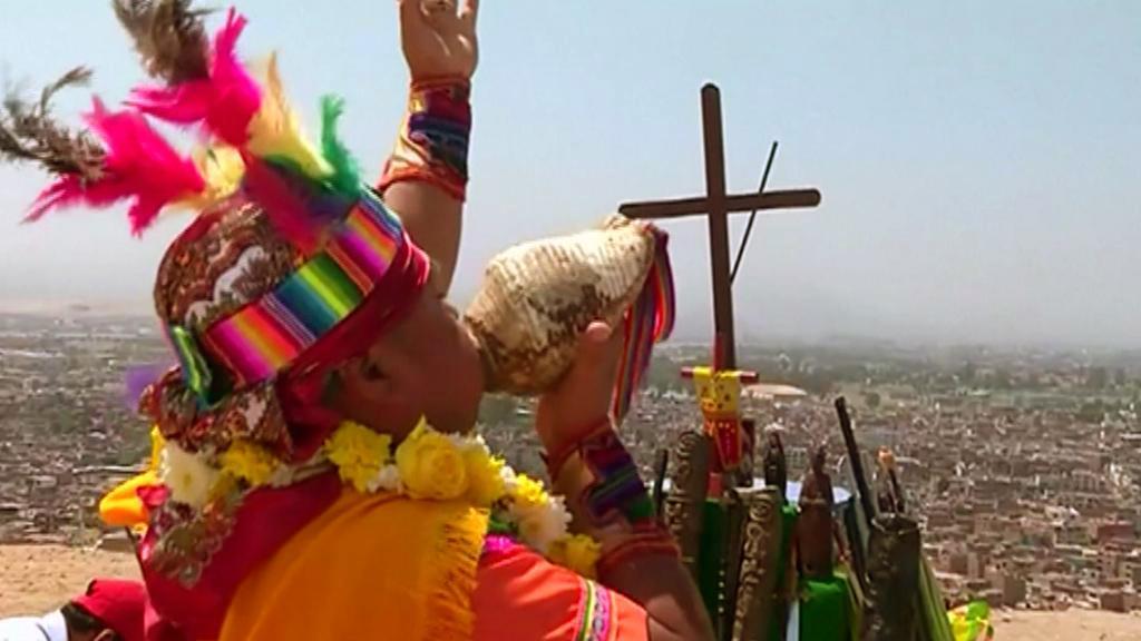 Peruánští šamani