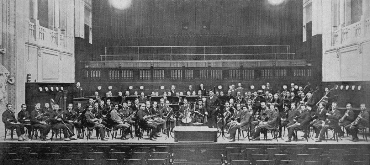 Orchestr České filharmonie