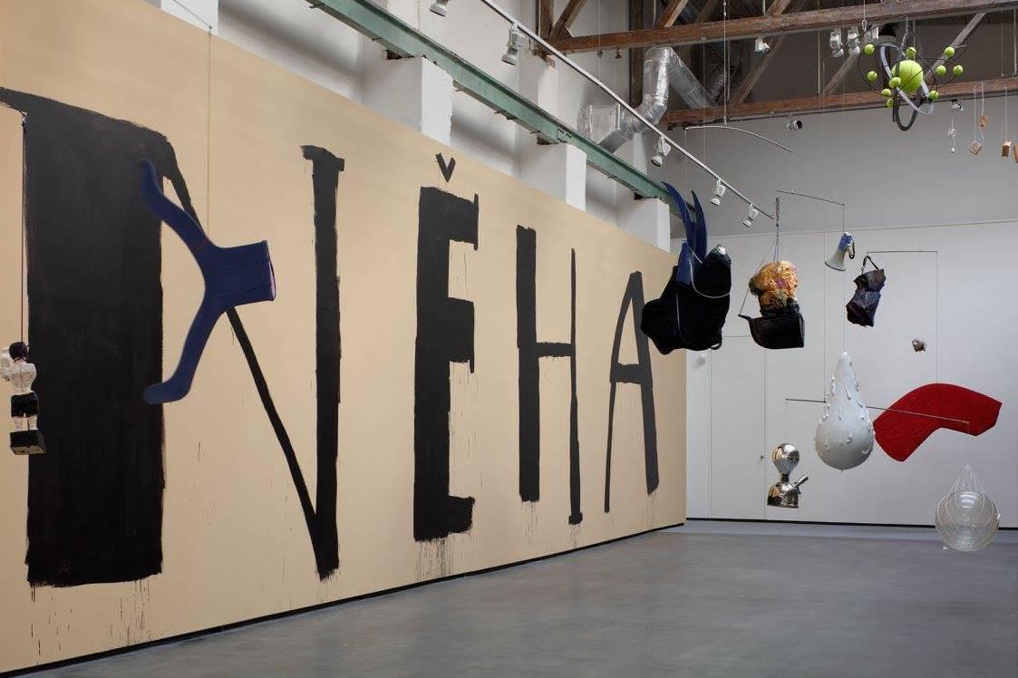 Výstava Něha v Hauch Gallery