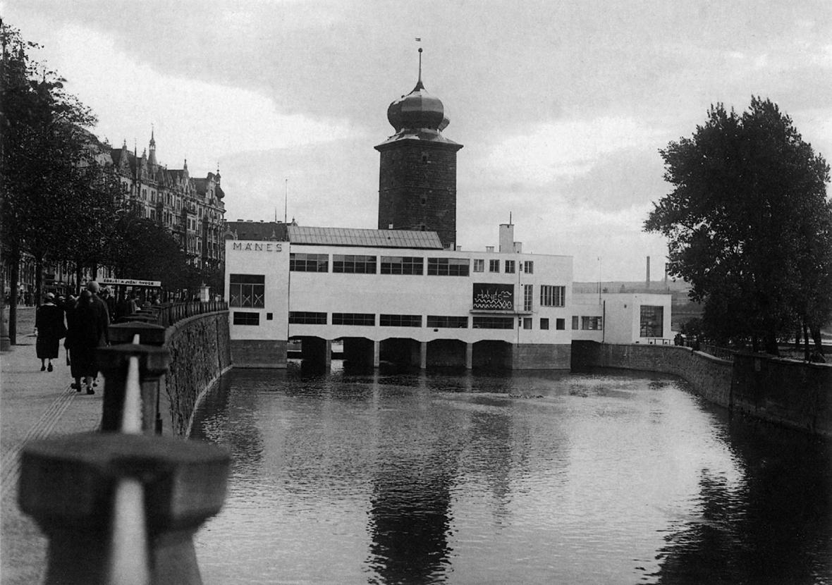 Výstavní síň Mánes