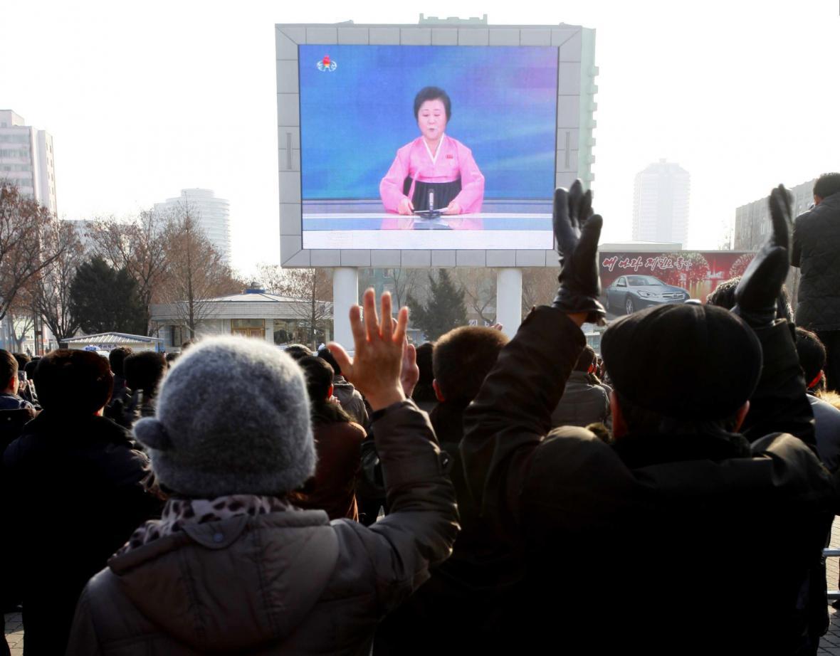 Severní Korea otestovala vodíkovou pumu