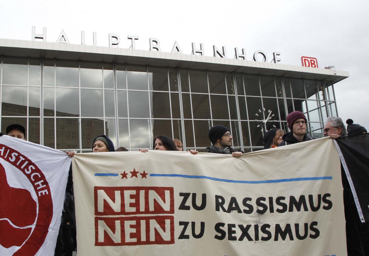 Reakce na sexuální útoky v Německu