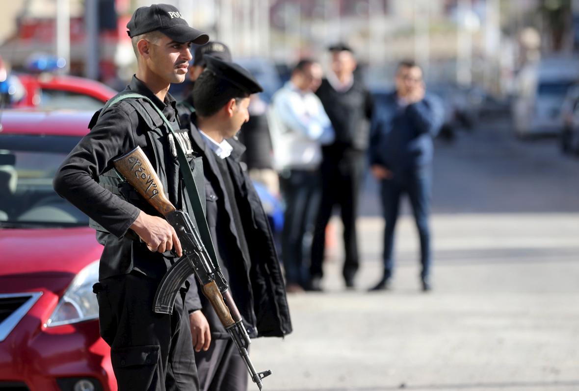 Posílená policejní přítomnost v Hurgadě