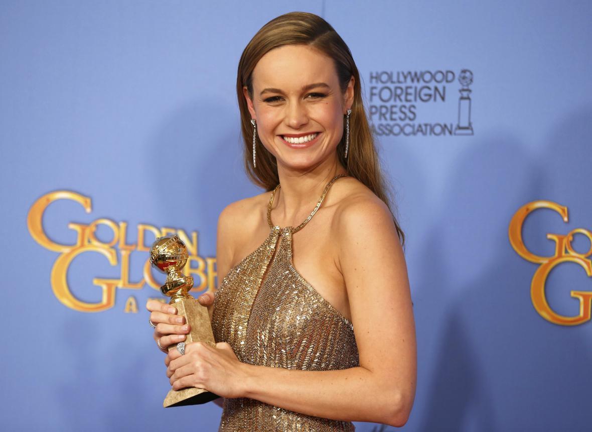 Herečka Brie Larsonová