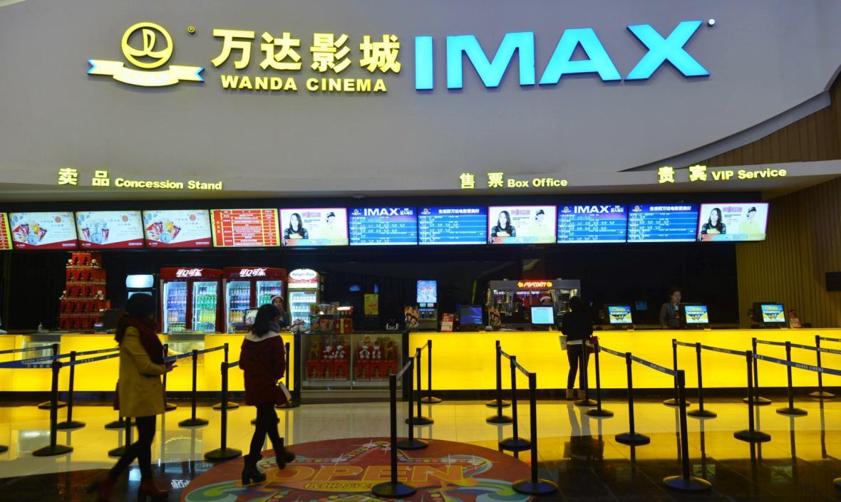 Wanda Cinema je řetězec kin v Číně