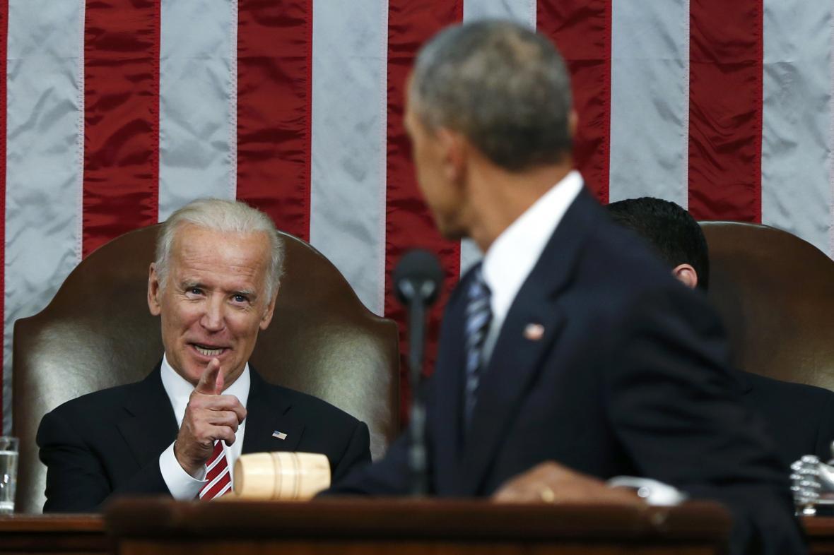 Joe Biden bude řídit americkou kampaň proti rakovině