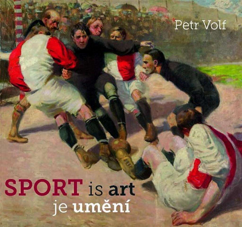 Petr Volf / Sport je umění