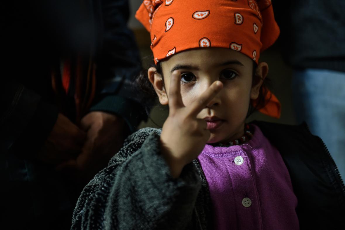 Dítě v Bělé - Jezové