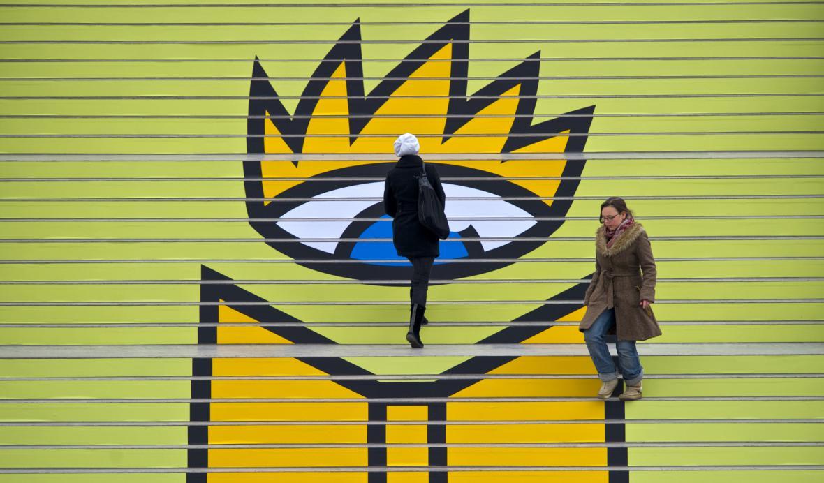 Logo Lipského knižního veletrhu