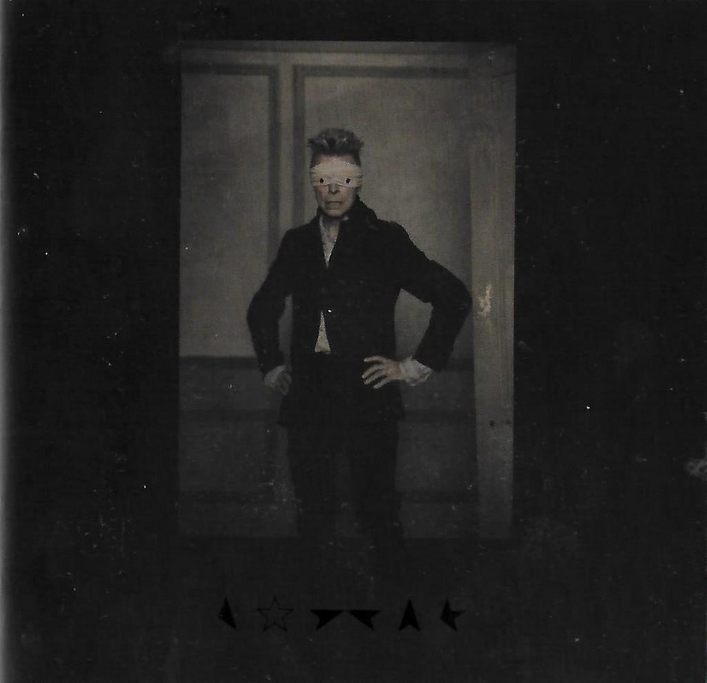 Booklet k albu Blackstar Davida Bowieho