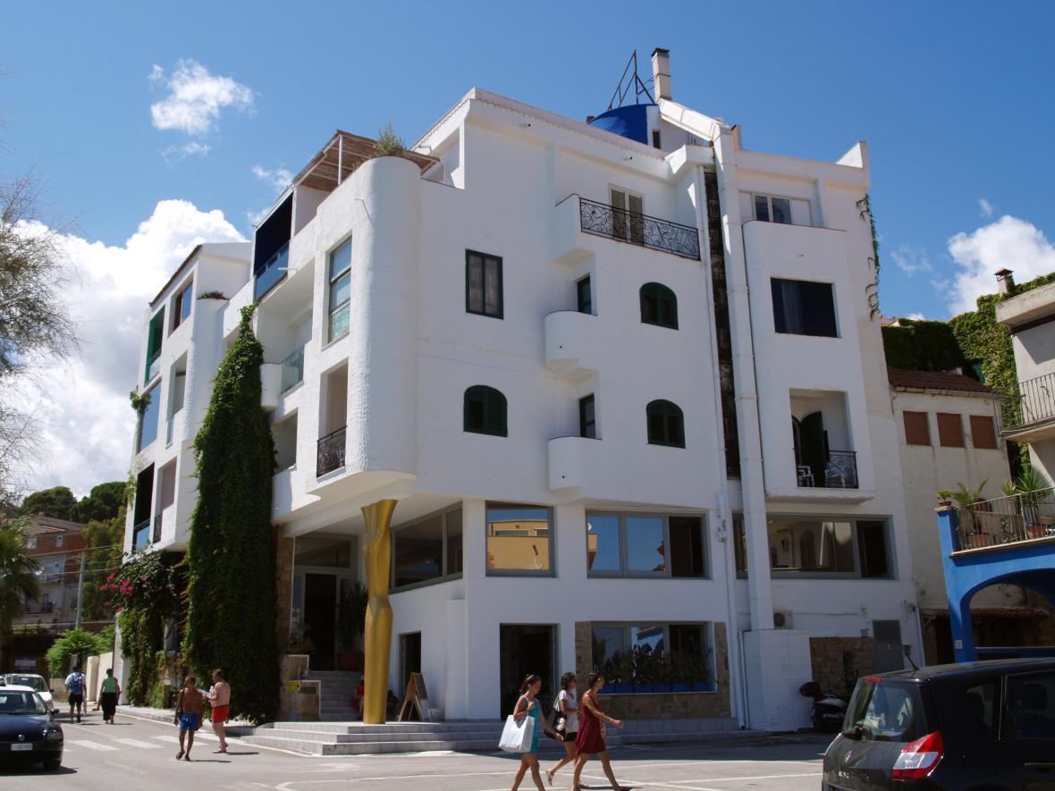 Hotel-Ateliér sul Mare
